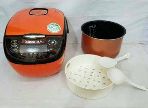 Cara Memasak Nasi dengan Rice Cooker Yong Ma
